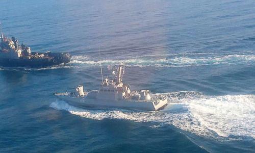 Украинские моряки «керченского конфликта» что-то потеряли в РФ