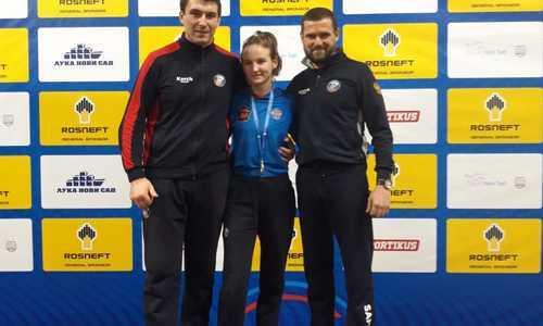 После победы в Сербии Юлия Ревва будет стремиться на Олимпиаду