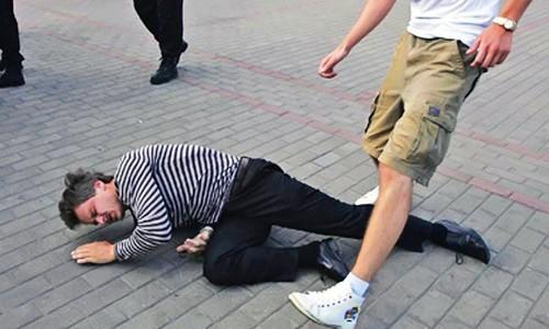 Керчанин может сесть за избиение подростка