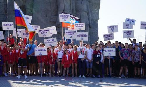 «Кубок двух морей» собрал самых сильных самбистов страны