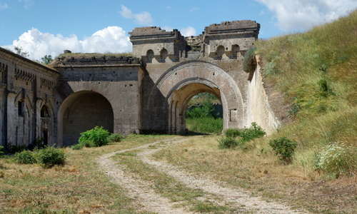 Власти ищут подрядчика реконструкции крепости Керчь