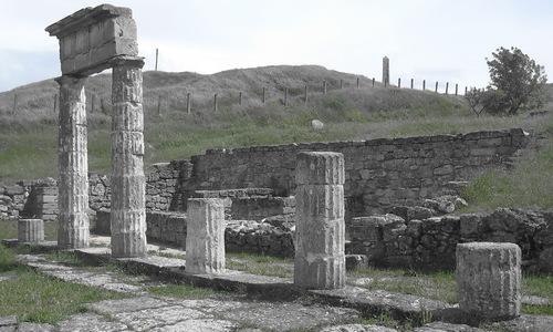 В Керчи создали свой маршрут по античным городам