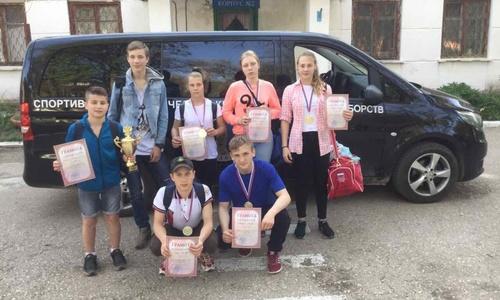 Керченские спортсмены завоевали путевки на финал летней спартакиады России по дзюдо