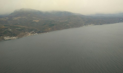 Пропавшего в Черном море рыбака все еще ищут спасатели