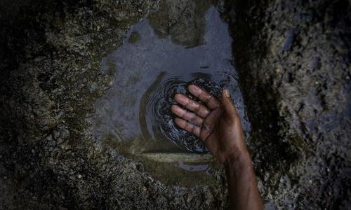 Керчи катастрофически не хватает воды