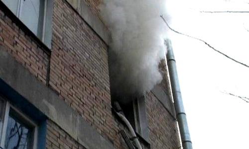 Утром в Керчи взорвался газ