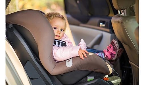 Сотрудники ГИБДД уделят внимание автомобилям с детьми