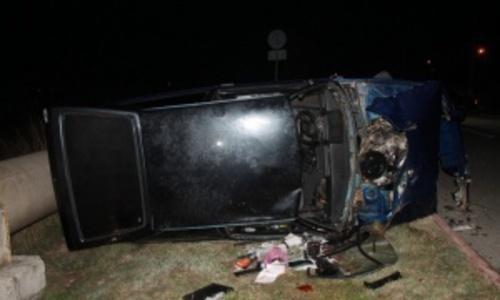 В ДТП на улице Буденного пострадали двое керчан и россиянин