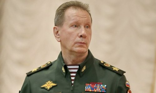 В Керчь приехал глава Росгвардии Золотов