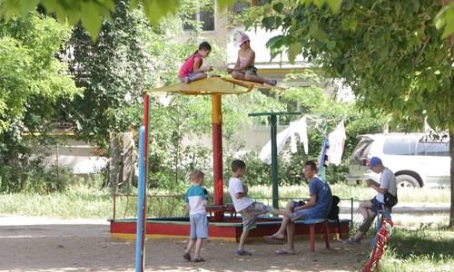 В 2019 году Керчь закупит 14 новых детских площадок