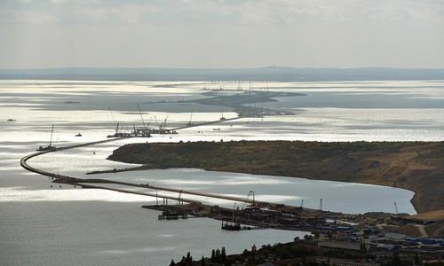 В Керченском проливе нашли обломки катера времен ВОВ