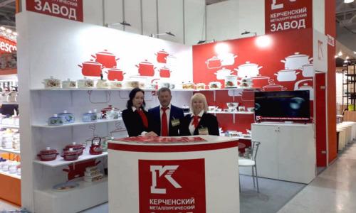 Керченская эмальпосуда выставляется в Москве