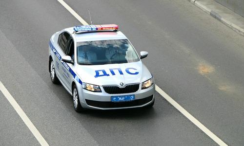 Полицейские гонялись по Щелкино за пьяным водителем