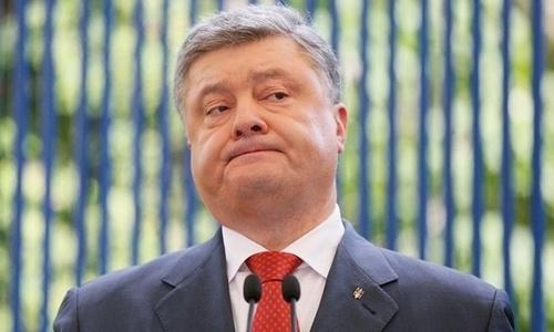 Порошенко хочет выгнать Черноморский флот из Крыма