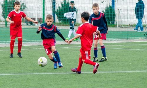 Юные керчане выступили в футбольном турнире в Сочи
