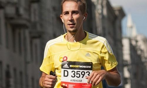 Россиянин пробежал 190 километров по трассе «Таврида»