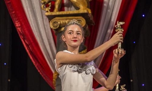 В Керчи определят обладателей премии «Золотой грифон 2019»