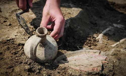 Раскопки в Крыму возбудили прокуратуру Украины