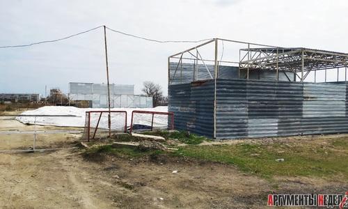 Ледовый каток в Керчи закрыли до сентября