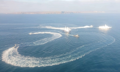 ФСБ прекратила расследование дела против украинских моряков