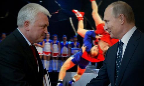Сергей Елисеев: «Каждый школьник должен знать про наш отечественный вид спорта»