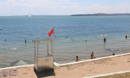 Керчанам напомнили, что купаться надо только на официальных пляжах