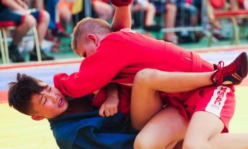«Кубок двух морей – 2018» собрал в Керчи около тысячи самбистов со всей страны!