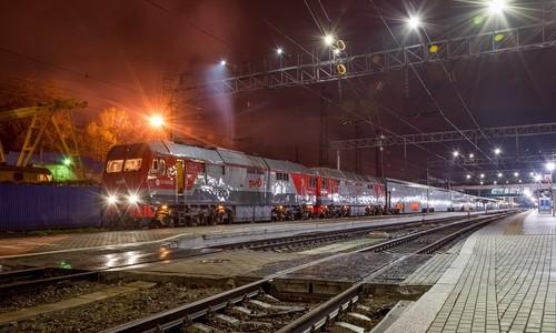 В КЖД рассказали, как будут ездить поезда по Крымскому мосту