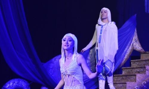 На «Боспорских агонах» покажут рок-оперу «Орфей и Эвридика»