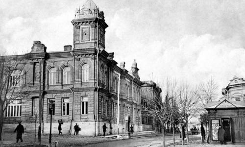 В бывшей гимназии Короленко все же будет Музей военной истории