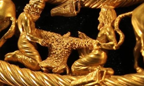 Судьба скифского золота стане известна в июне