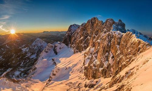 Крымчанам и туристам посоветовали не ходить в горы