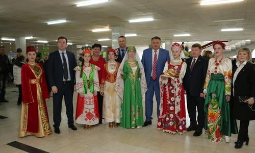 Как в Керчи отметили День Республики Крым