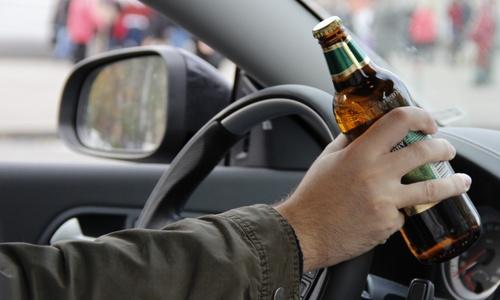 В ходе операции поймали четверых пьяных керчан за рулем авто