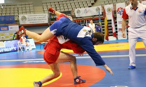 Россияне победили на чемпионате Европы по самбо
