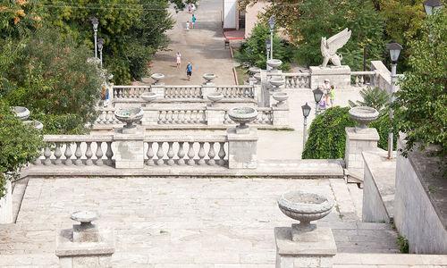 Проект ремонта Митридатской лестницы утвержден