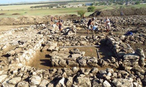В районе Керчи обнаружили древнегреческое поселение