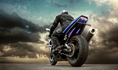 В Керчи будут ловить мотоциклистов