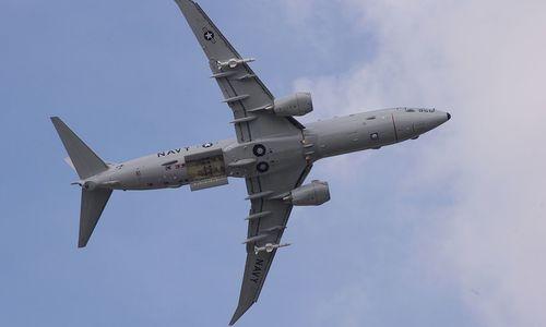 Над Керченским проливом кружил самолет США