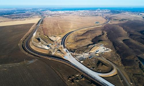 У автоподходов к мосту в Крым раскопали памятники