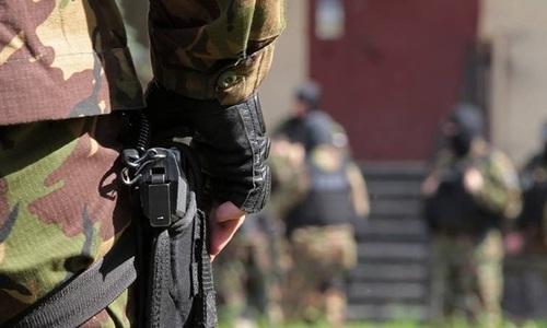 Правительство наказало защитить Крым от террористов
