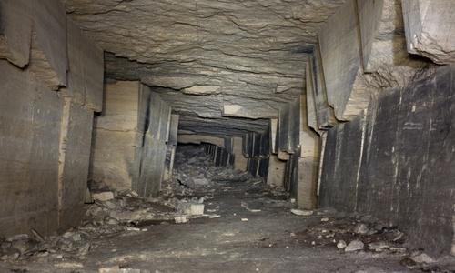 Керчанин четыре дня провел в катакомбах