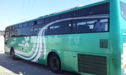 Пассажиры в Керчи не дождались автобуса на Краснодар