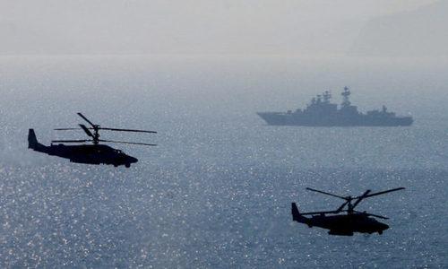 Вооруженный конфликт РФ и Украины в Азовском море невозможен