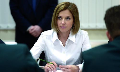 Поклонская просит Аксенова разобраться с Керчью