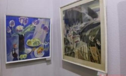 В картинной галерее имени Бута открылась выставка Карцыганова