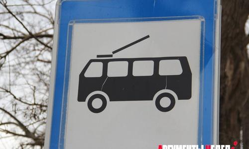 Нашли водителя троллейбуса, уронившего на дорогу старушку