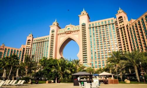 Победители «Кубка двух морей» остановились в шикарном отеле Дубая