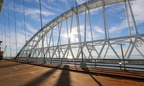 Подсчитаны убытки от строительства моста в Крым