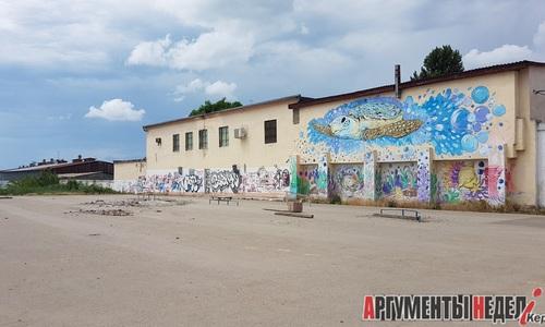 Экстрим-парк в Керчи заработает в конце июня